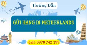 Vận chuyển hàng đi Hà Lan
