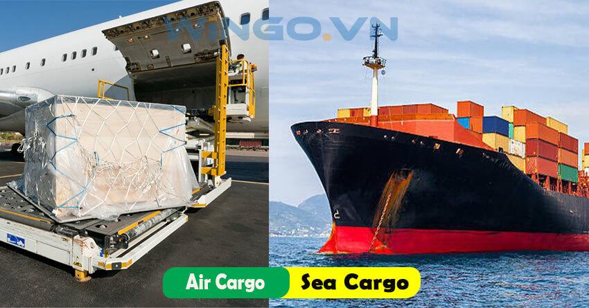 gửi hàng đi Malaysia bằng đường biển