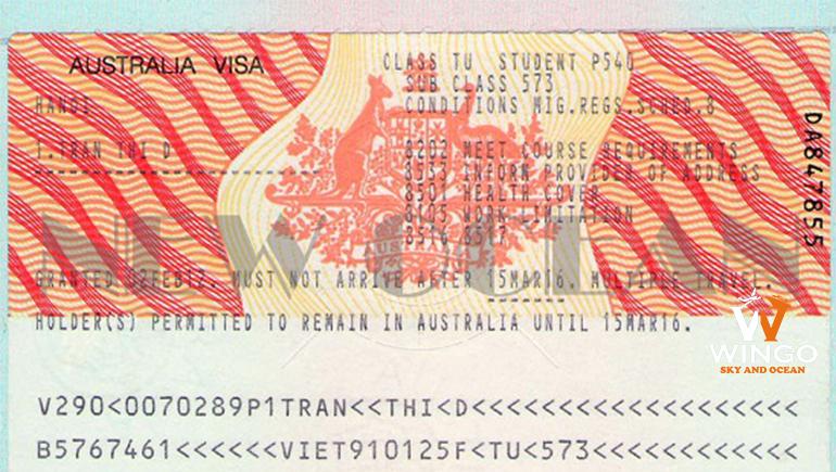cách xin visa đi Úc theo diện du lịch