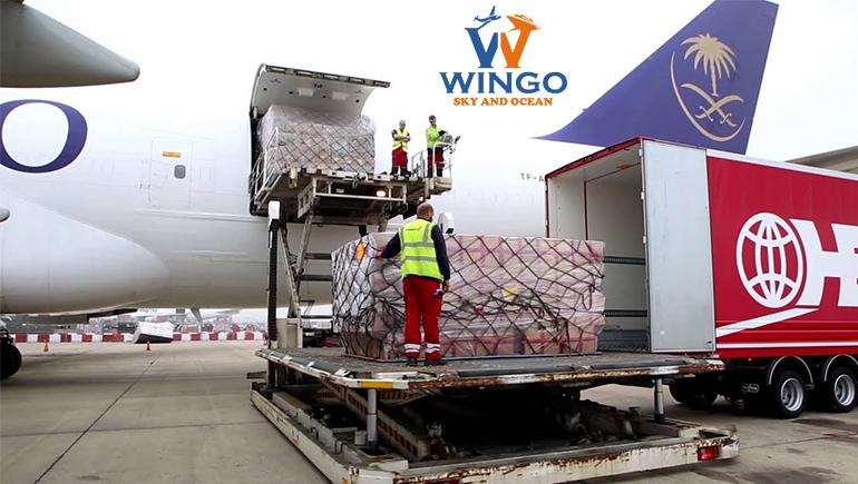 Chuyển phát nhanh đi Cộng Hoà Séc giá rẻ tại WinGo Logistics
