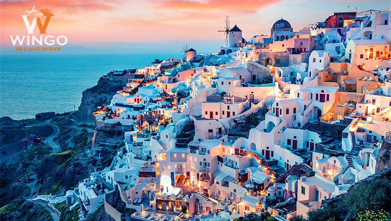 dịch vụ gửi hàng đi Hy Lạp uy tín và chuyển nghiệp tại WinGo