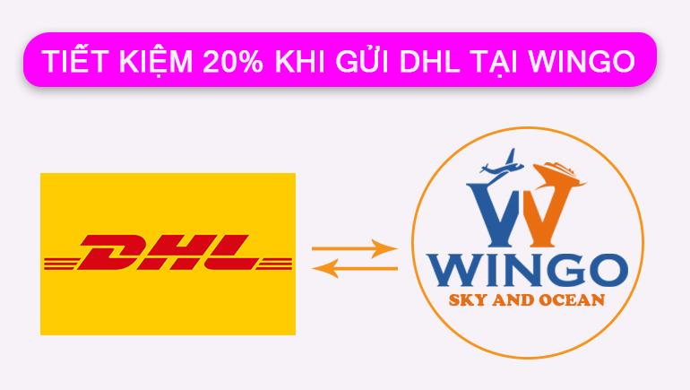 Tiết kiệm hơn 20% cước phí khi gửi hàng đi Hy Lạp với dịch vụ DHL tại WinGo