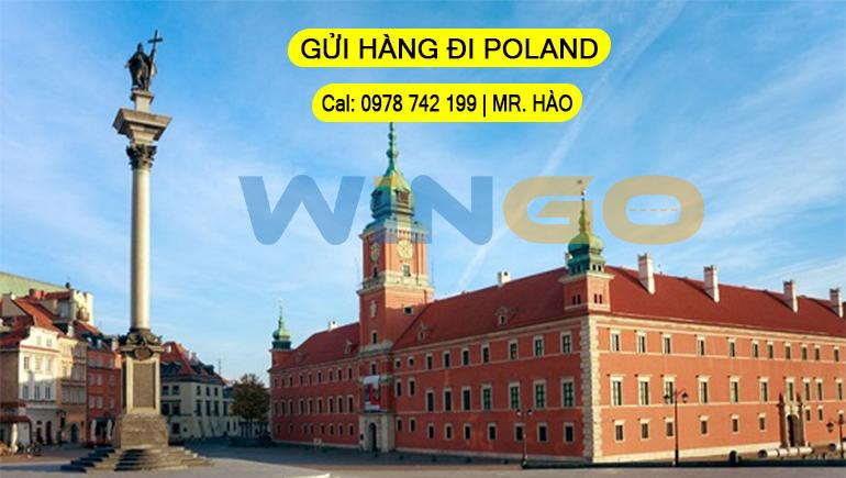 gửi hàng đi Ba Lan