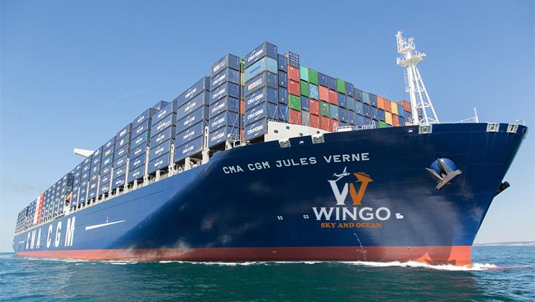 gửi hàng đi Hy Lạp bằng đường biển nhanh chóng và tiết kiệm hơn với WinGo Logistics