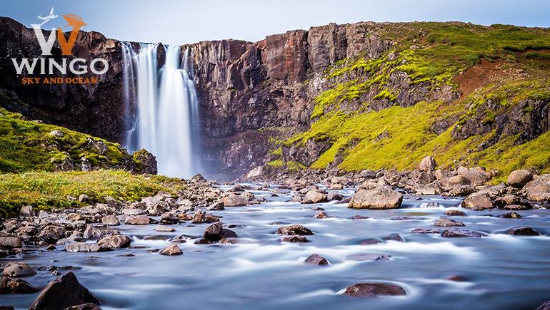 gửi hàng đi Iceland
