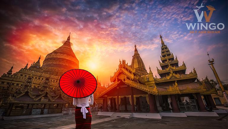 gửi hàng đi Myanmar tại WinGo giá rẻ, nhanh chóng