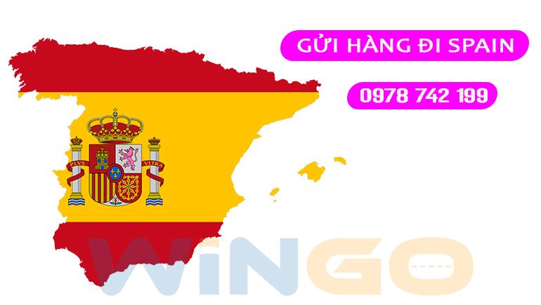 Chuyển phát nhanh đi Tây Ban Nha