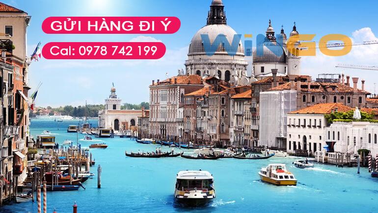 Gửi hàng đi Ý tại TP.HCM