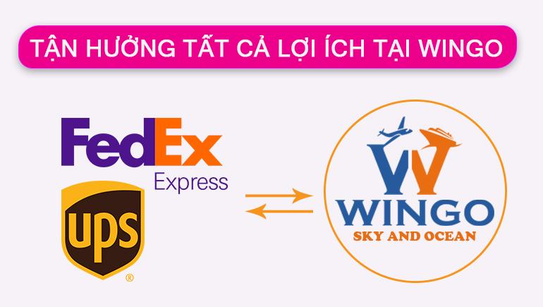 Quý khách luôn nhận được nhiều ưu đãi hơn khi gửi hàng tại WinGo