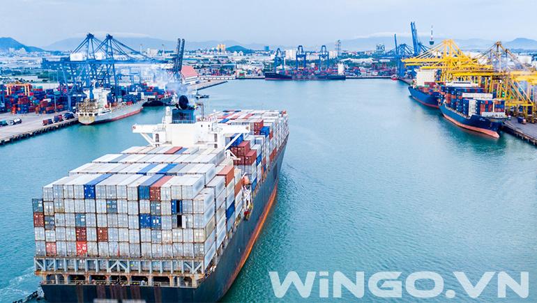 vận chuyển hàng đi Nga bằng đường biển tại WinGo Logistics