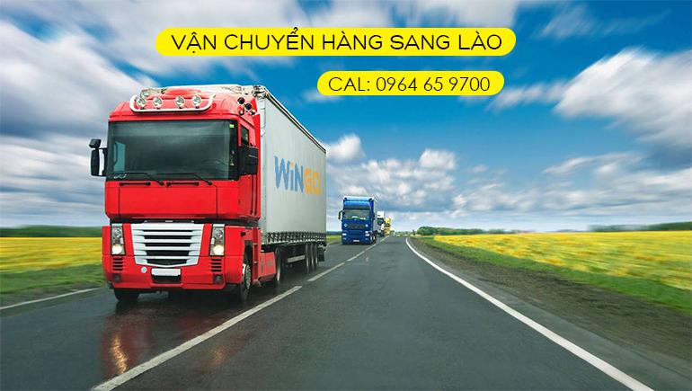 Vận chuyển hàng sang Lào giá rẻ tại WinGo Logistics