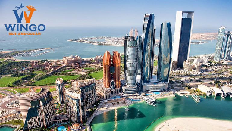 đất nước UAE giàu có và thịnh vượng như thế nào?