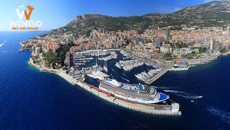 gửi hàng đi Monaco