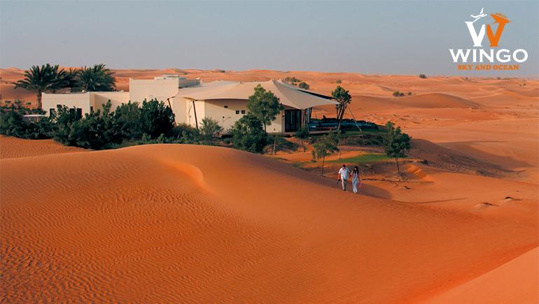Khám phá tour du lịch sa mạc tại UAE độc đáo