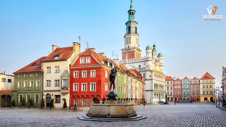 Poland là nước nào