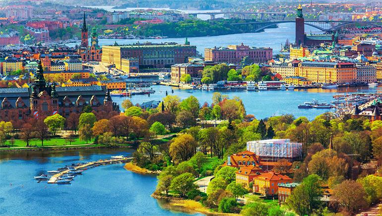 Sweden là nước nào